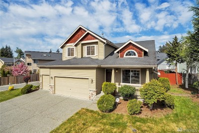 Mill Creek Single Family Home For Sale: 13619 43rd Ave SE
