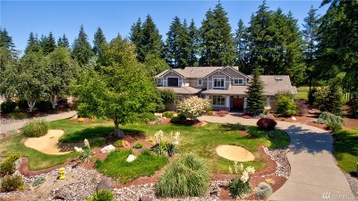 Auburn WA Single Family Home For Sale: $939,000