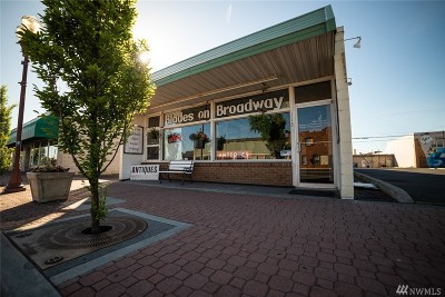 Moses Lake Commercial For Sale: 113 E Broadway Ave