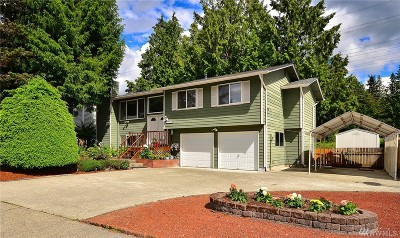 Bothell Single Family Home For Sale: 17121 29th Dr SE