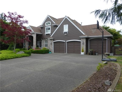 Gig Harbor Single Family Home For Sale: 9428 72nd Ave NW