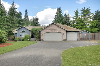 Puyallup Single Family Home For Sale: 3126 17th St Pl SE