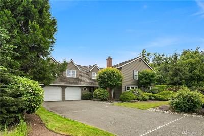 Bellevue Single Family Home For Sale: 17417 46 Place SE