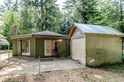 Maple Falls Single Family Home Sold: 6356 Overland Trail