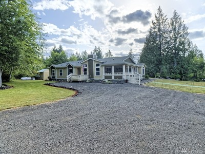 Shelton WA Single Family Home Pending: $349,500