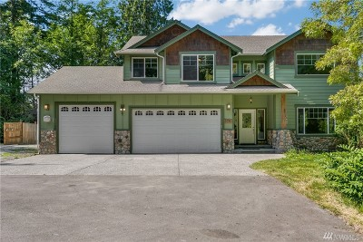 Stanwood Single Family Home For Sale: 5730 Bateman Ave