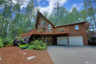 Gig Harbor Single Family Home For Sale: 15112 132nd Ave NW