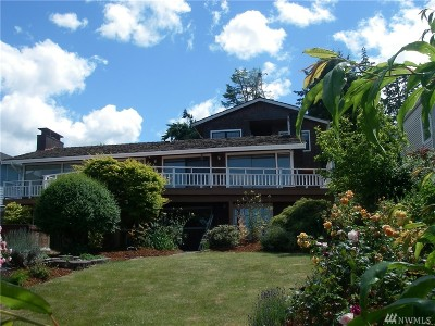 Anacortes Single Family Home For Sale: 417 38th St