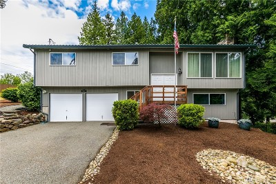 Bothell Single Family Home For Sale: 3110 223rd Place SE