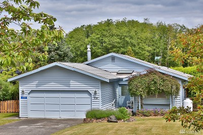 Langley Single Family Home Sold: 739 Gleason Lane