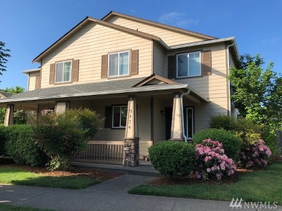 Lacey Single Family Home For Sale: 5474 Balustrade Blvd SE
