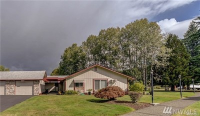 Lacey Single Family Home For Sale: 3300 Carpenter Rd SE #55