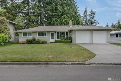 Bellevue Single Family Home For Sale: 2015 168th Ave NE