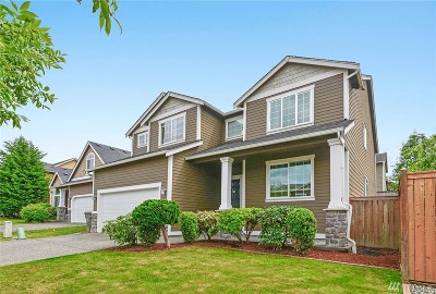 Snohomish Single Family Home For Sale: 5724 119th St SE