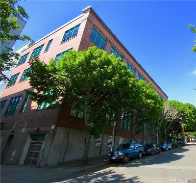 Condo/Townhouse Sold: 66 Bell St #62