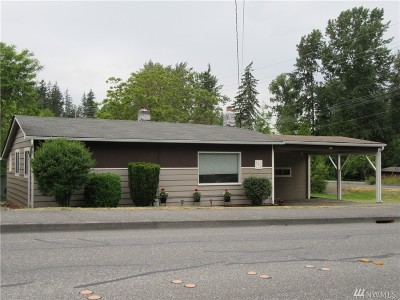 Bellingham Single Family Home Sold: 957 Yew St