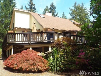 Gig Harbor Single Family Home Contingent: 7611 29th St NW