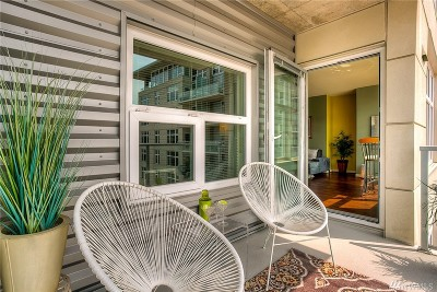Tacoma Condo/Townhouse For Sale: 1515 Dock St #608