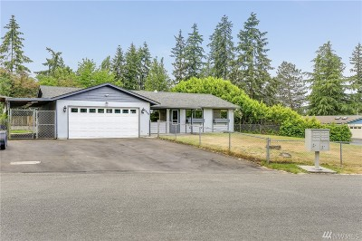 Bothell Single Family Home For Sale: 2906 Stafford Way