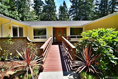 Gig Harbor Single Family Home For Sale: 4019 92nd Ave NW