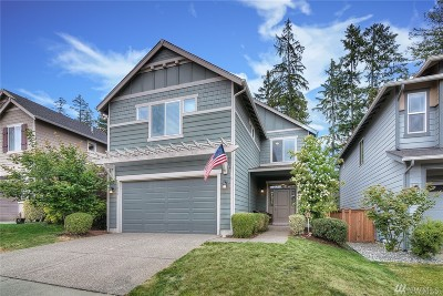 Gig Harbor Single Family Home For Sale: 11298 Borgen Loop