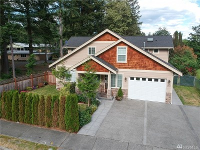 Woodinville Single Family Home For Sale: 23603 49th Ave SE