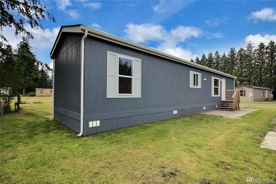 Skagit County Mobile Home For Sale: 8878 Peavey Rd #40