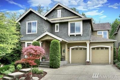 Snoqualmie Single Family Home Contingent: 34827 SE Leitz St