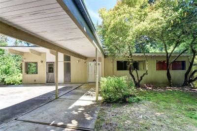 Bellevue WA Single Family Home For Sale: $1,495,000