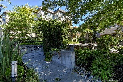 Kirkland Condo/Townhouse For Sale: 122 State St S #110E