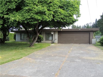 Single Family Home For Sale: 408 Riverview Dr NE
