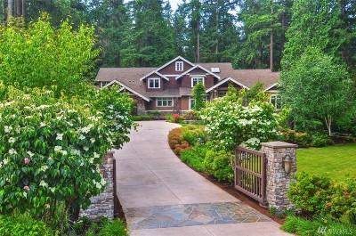 Bellevue Single Family Home For Sale: 3827 134th Ave NE