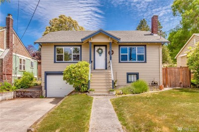 Seattle Single Family Home For Sale: 12042 Dayton Ave N