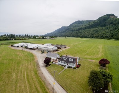 Whatcom County Farm For Sale: 5988 Jones Rd