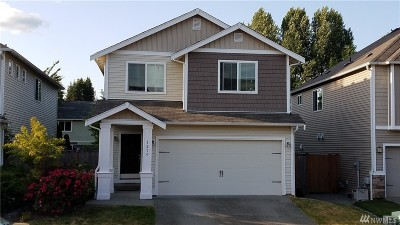 Tumwater Single Family Home For Sale: 1230 77th Trail SE