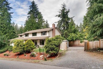 Edmonds Single Family Home For Sale: 15029 63rd Ave W
