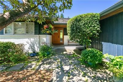 Edmonds Single Family Home For Sale: 18408 91st Place W