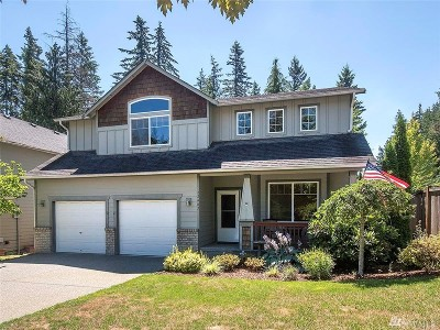 Maple Valley Single Family Home For Sale: 22407 SE 267th St