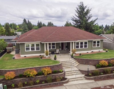Tacoma Single Family Home For Sale: 3301 N Narrows Dr