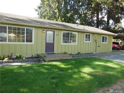 Sedro Woolley Single Family Home For Sale: 1320 Railroad Ave