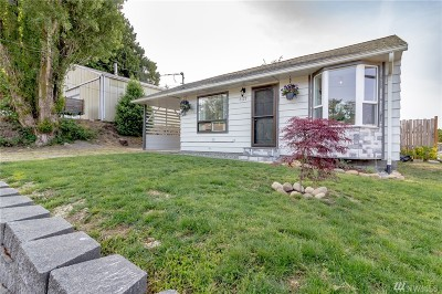 SeaTac Single Family Home For Sale: 3121 S 166th St
