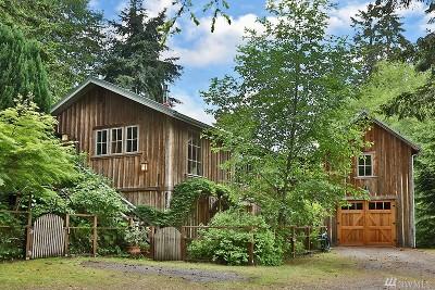 Langley Single Family Home Sold: 4638 Saratoga Rd