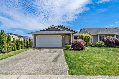 Spanaway Single Family Home For Sale: 19919 19th Ave E