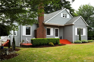 Tukwila Single Family Home For Sale: 13660 Military Rd S