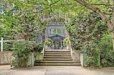 Condo/Townhouse For Sale: 215 20th Ave E #205