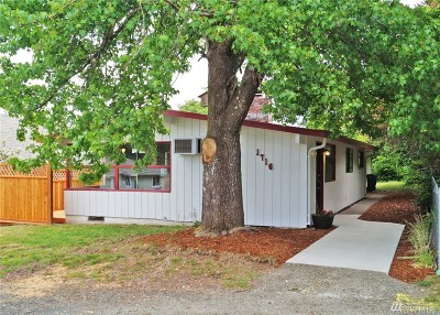 Shelton WA Single Family Home Pending: $179,500