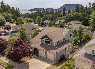 Anacortes Single Family Home For Sale: 3702 Cedar Glen Wy