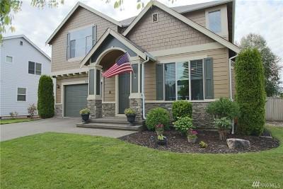Lacey Single Family Home For Sale: 3726 Santis Lp SE