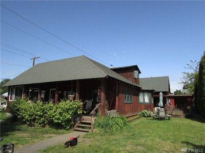 Carbonado Single Family Home For Sale: 119 Pershing Ave