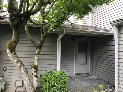Federal Way Condo/Townhouse For Sale: 31738 49th Lane SW #B